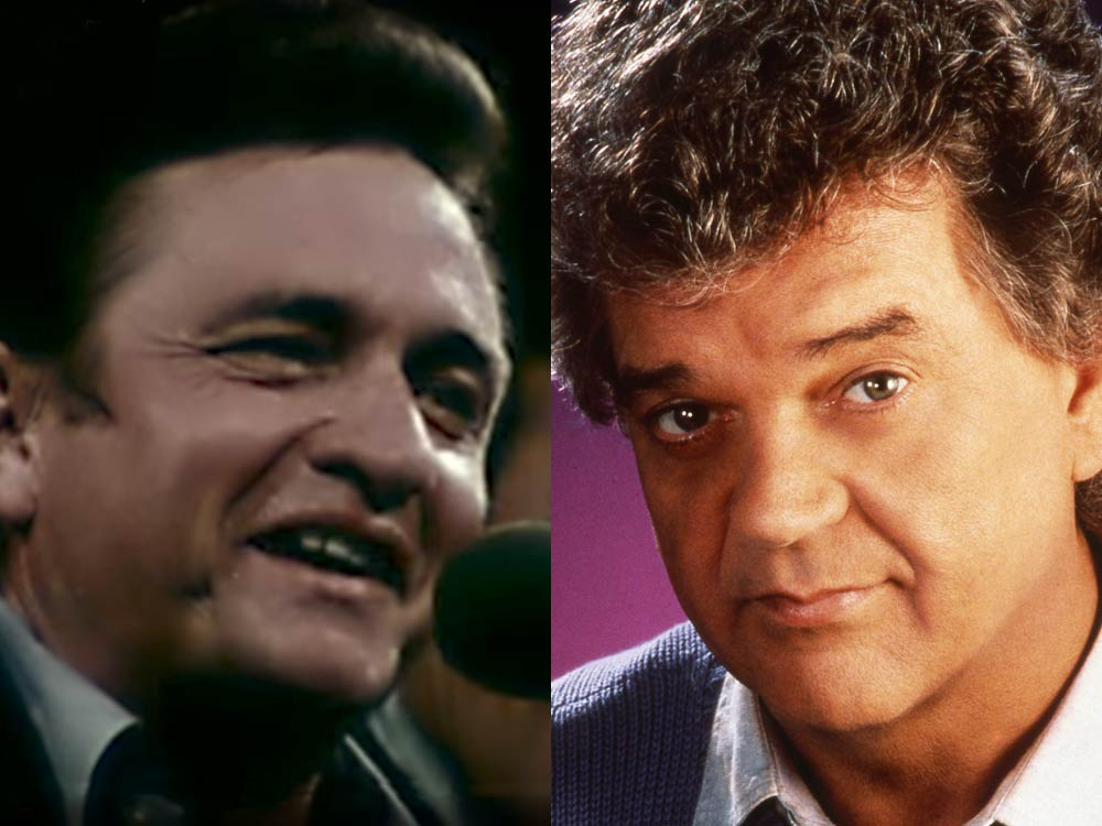 "Vote Now: Johnny Cash's ""A Boy Named Sue"" vs. Conway Twitty's ""That's My Job"" for Father's Day Supremacy"