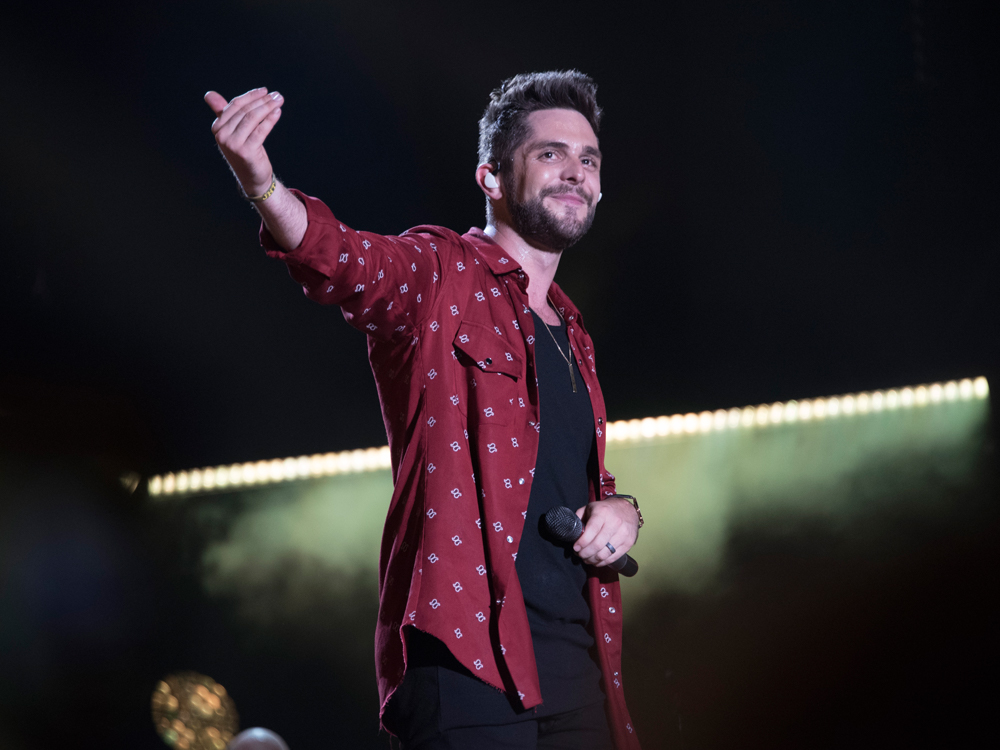 Thomas Rhett Extends His Home Team Tour With More Fall Dates