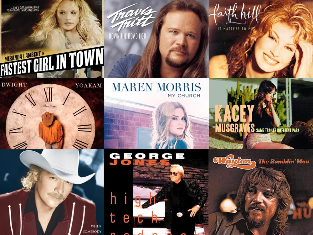 50 Country Songs to Get You Through Your Next Summer Road Trip [Playlist]