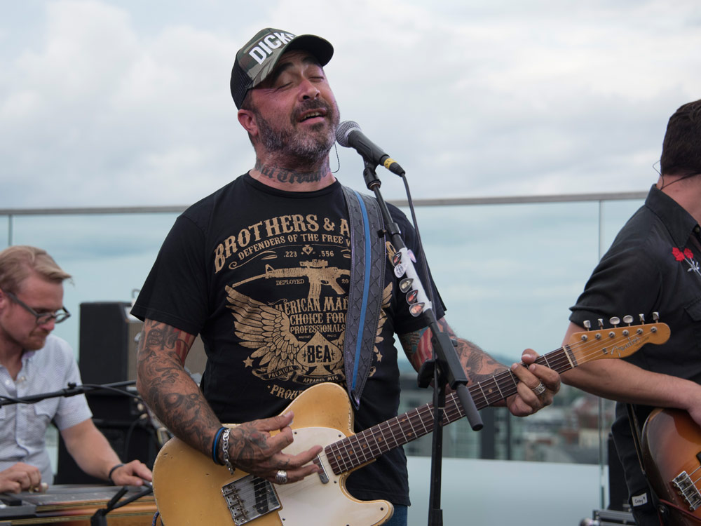 Aaron Lewis Announces New Album and Headlining Tour for 2019