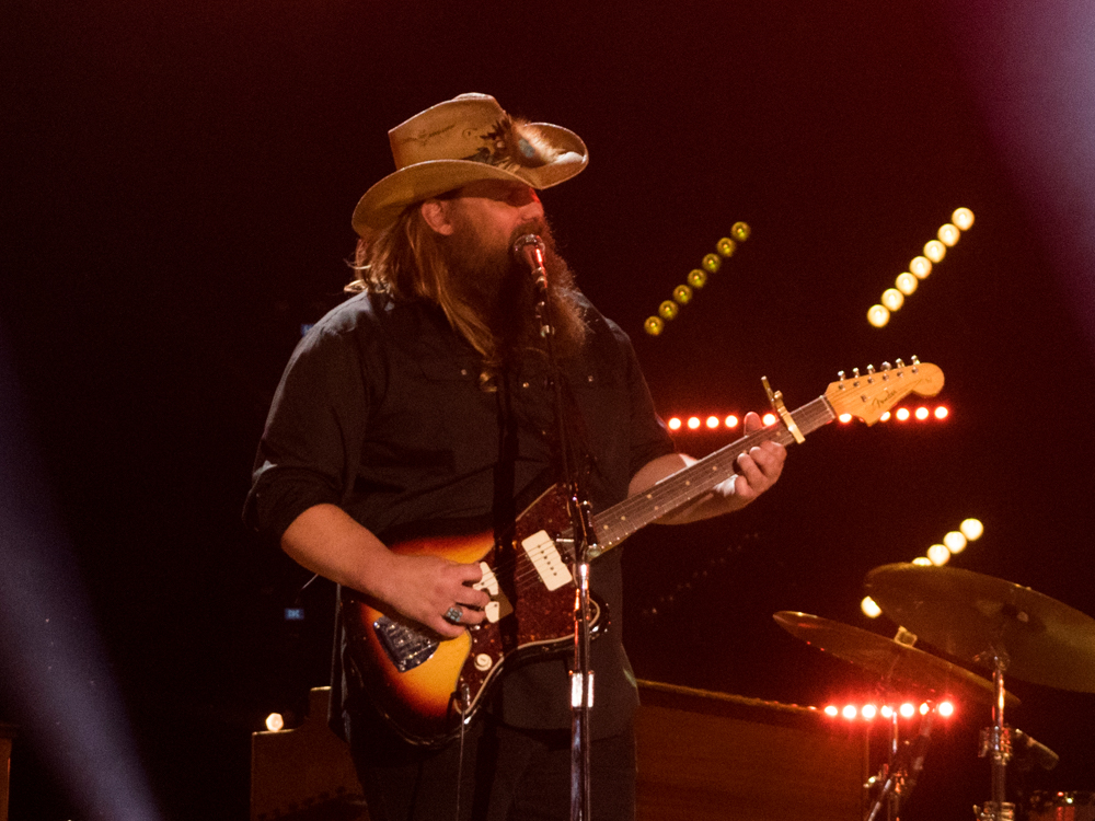 "Watch Chris Stapleton Team With Justin Timberlake for Post-Super Bowl Performance of ""Say Something"" on ""The Tonight Show"""