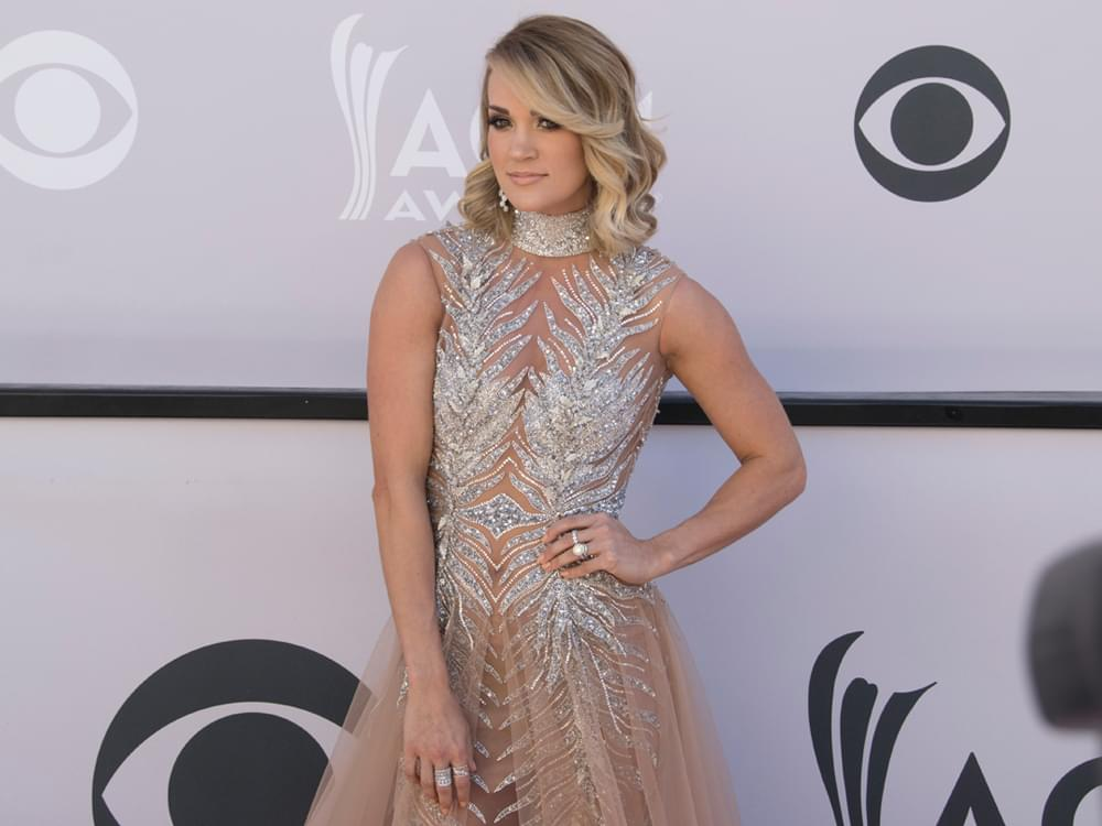 Carrie Underwood to Release New Single and Perform It Live on the ACM Awards