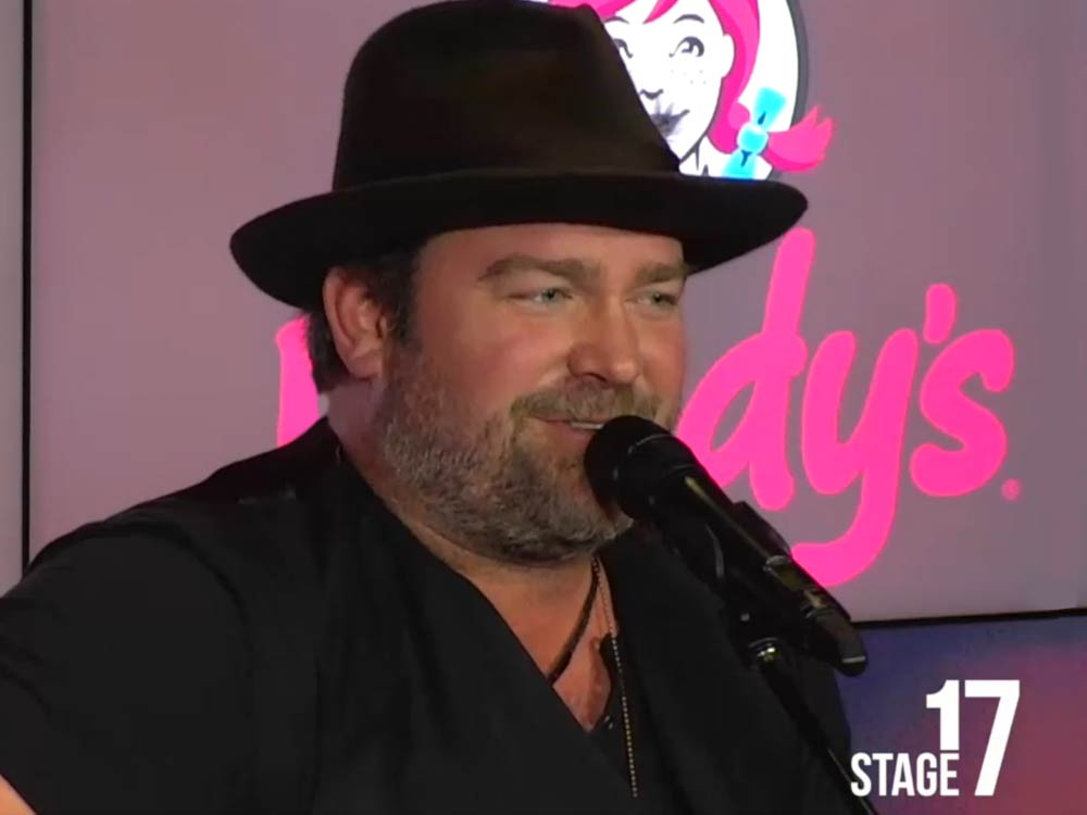 "Exclusive: Watch Lee Brice Perform ""Hard to Love,"" ""I Drive Your Truck,"" ""Boy"" & More at NASH Studio"
