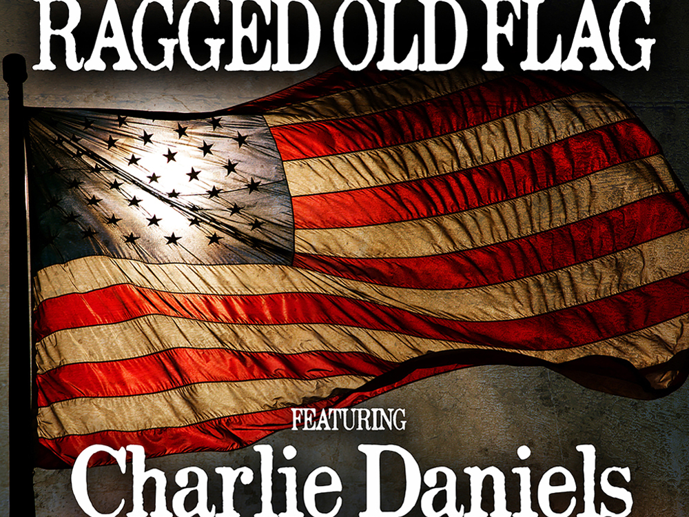 "Charlie Daniels Covers Johnny Cash's ""Ragged Old Flag"" in New Video [Watch]"