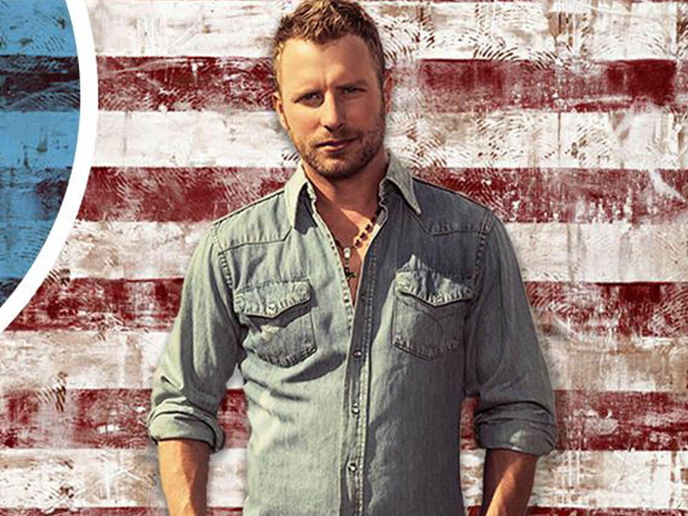 Dierks Bentley, Kip Moore, Karen Fairchild, Darius Rucker & More Share Messages of Support and Thanks to Our Military