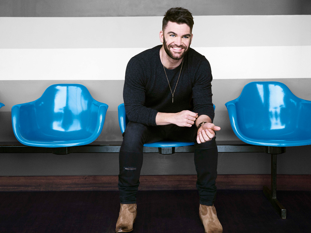 "Dylan Scott Scores First No. 1 Single With Wife-Inspired ""My Girl"""
