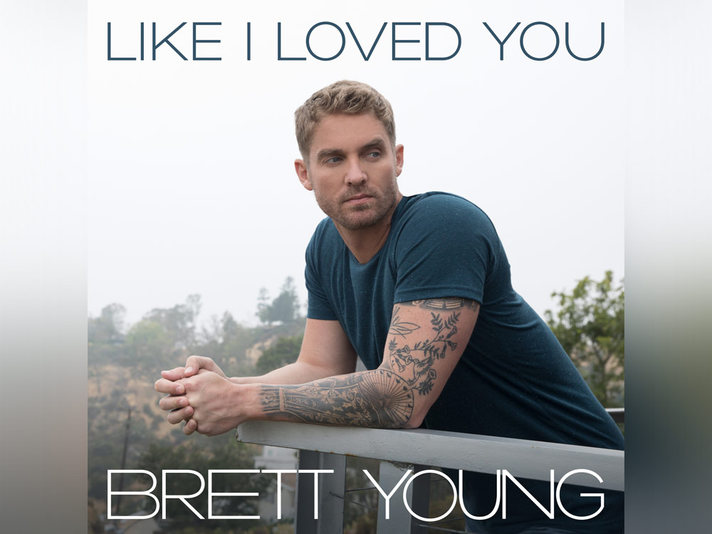 "Listen to Brett Young's New Single, ""Like I Loved You"""