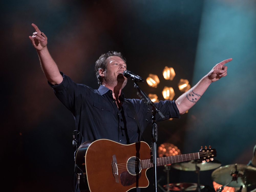 """Touring Is Still What Blake Shelton """"Has the Most Fun With in This Business"""""""