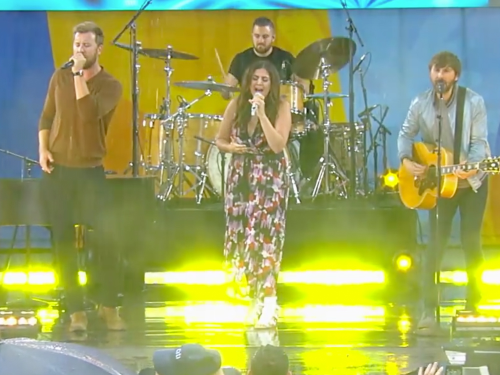 "Watch Lady Antebellum Perform  ""You Look Good"" and ""Need You Now"" on ""Good Morning America"""