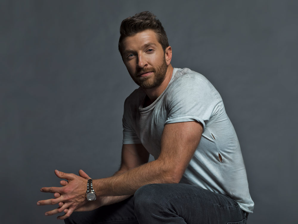 "10 Days Away From the Release of His New Self-Titled Album, Brett Eldredge Is ""Excited for the World to See a Whole New Level of Musicality"""