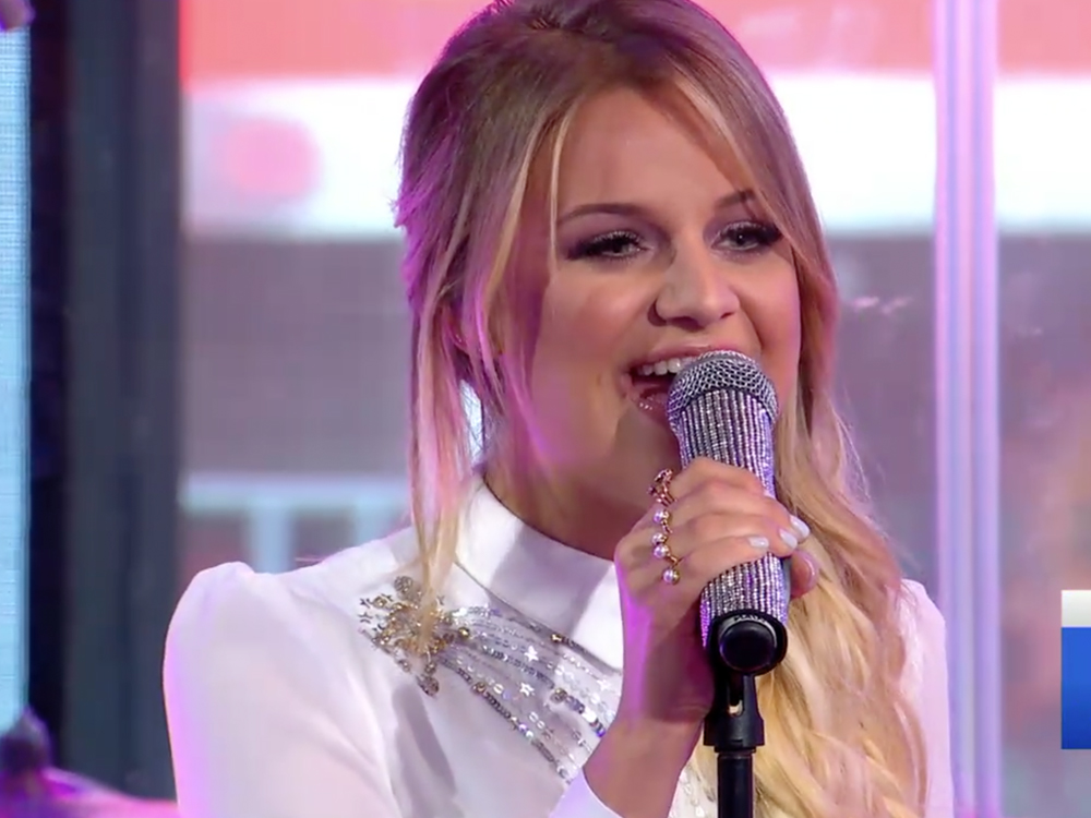 "Watch Kelsea Ballerini Perform ""Legends"" on ""Good Morning America"""