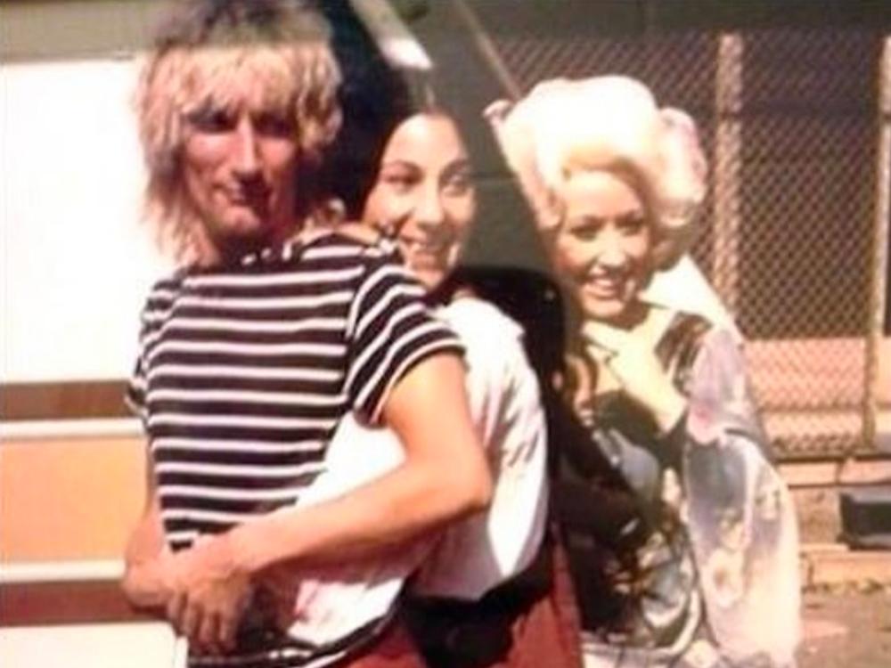 Social Media Roundup: Dolly Parton's Throwback With Cher & Rod Stewart, Luke Bryan's Birthday, Dierks Bentley's Plane & More
