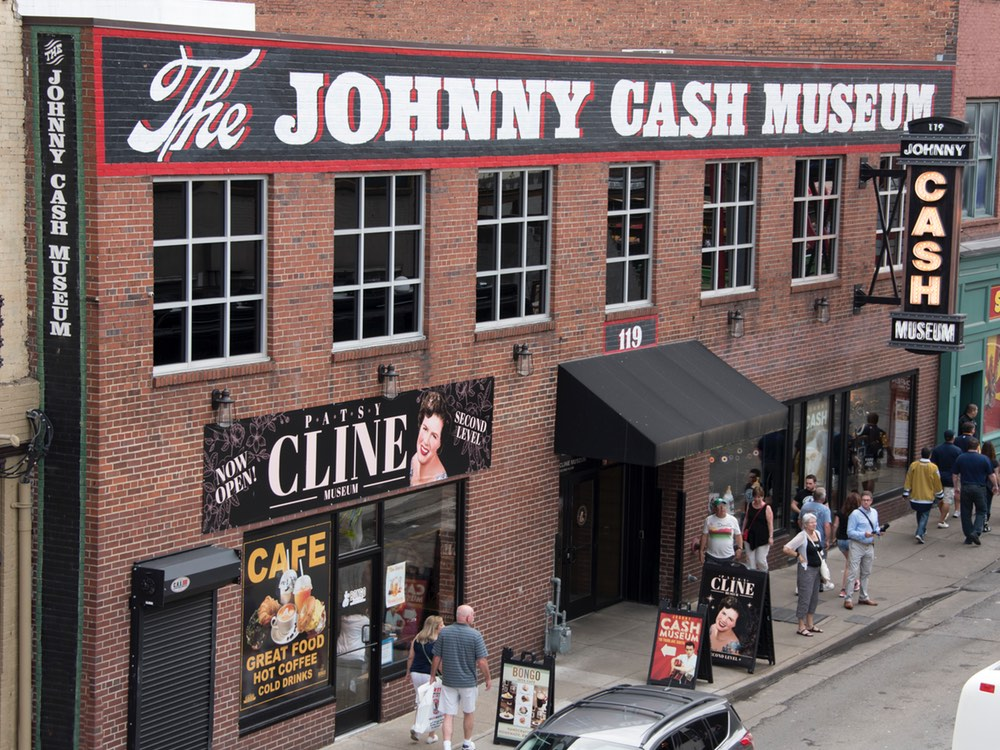 Exclusive Photo Gallery: Go Inside Nashville's Johnny Cash Museum