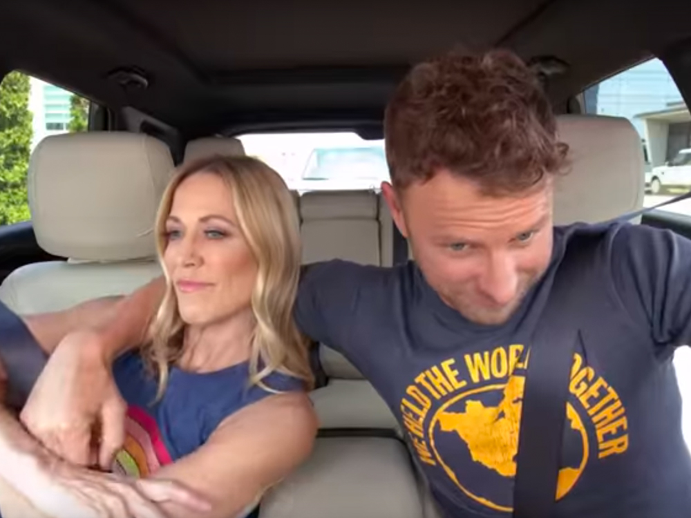 "New Season of ""Carpool Karaoke"" Features Dierks Bentley With Sheryl Crow & Blake Shelton With Chelsea Handler [Watch Trailer]"
