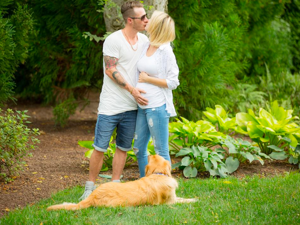 FGL's Tyler Hubbard and Wife Are Expecting a Baby Boy . . . No, Wait . . . a Baby Girl