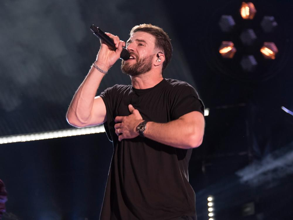 "Sam Hunt Says He Plans to Release Another New Song in ""About a Month"""