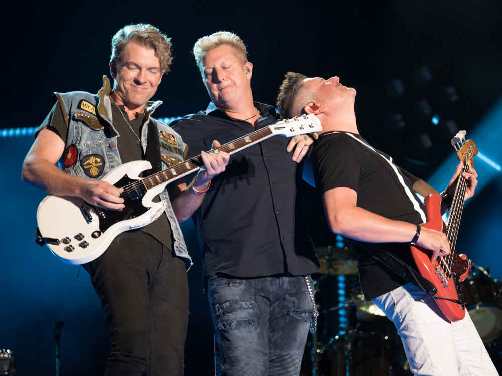 The Guys From Rascal Flatts Forge Ahead With Las Vegas Residency