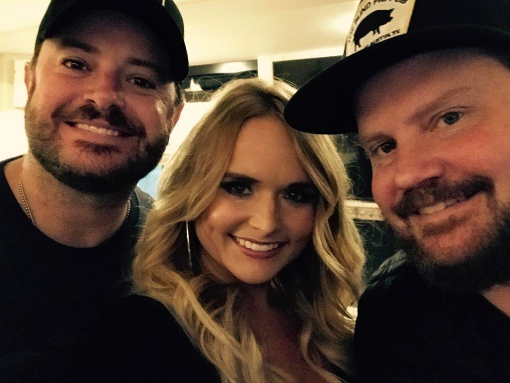 Social Media Roundup: Miranda Lambert's Friends in High Places, Jason Aldean's New Music, Maren Morris' Magic Robes & More