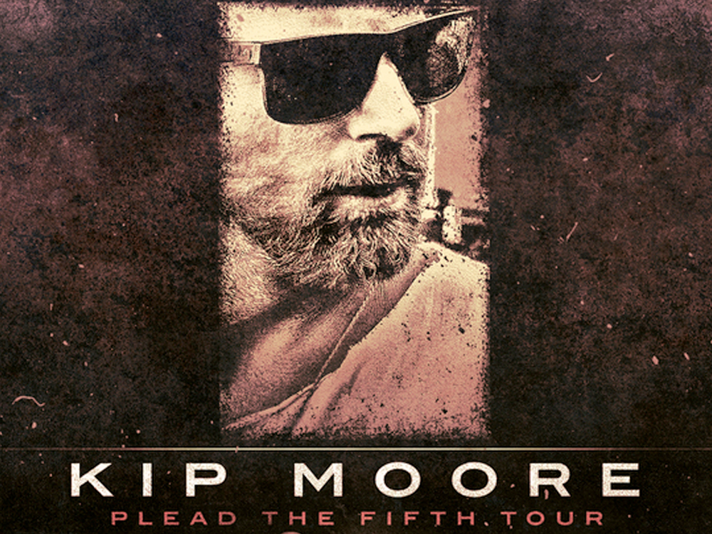Kip Moore: Plead the Fifth Tour