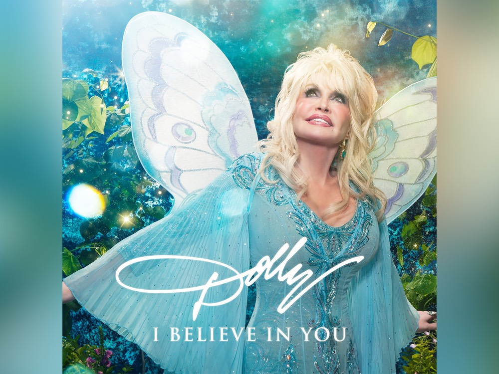 """Dolly Parton Announces Upcoming Children's Album, """"I Believe in You"""""""