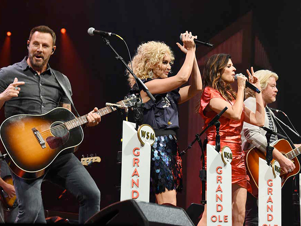 Watch Little Big Town, Darius Rucker, Charles Esten & Wynonna Light Up the Grand Ole Opry's Eclipse Party [Video + Photo Gallery]