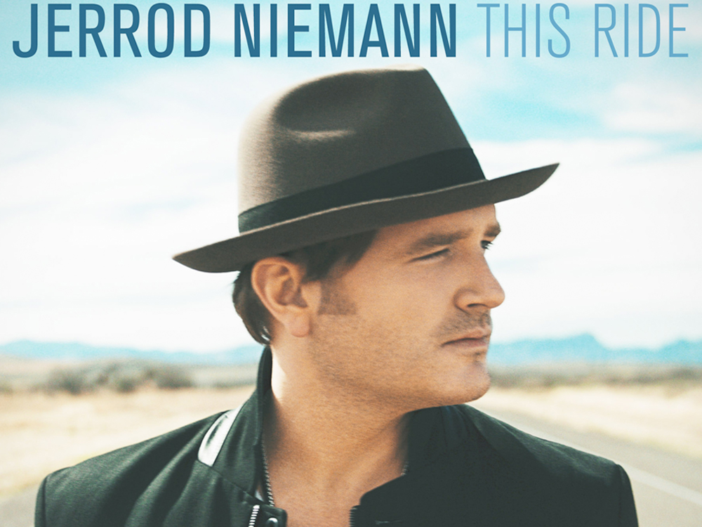 "Jerrod Niemann Announces Oct. 6 Release of New Album, ""This Ride,"" + Track Listing"