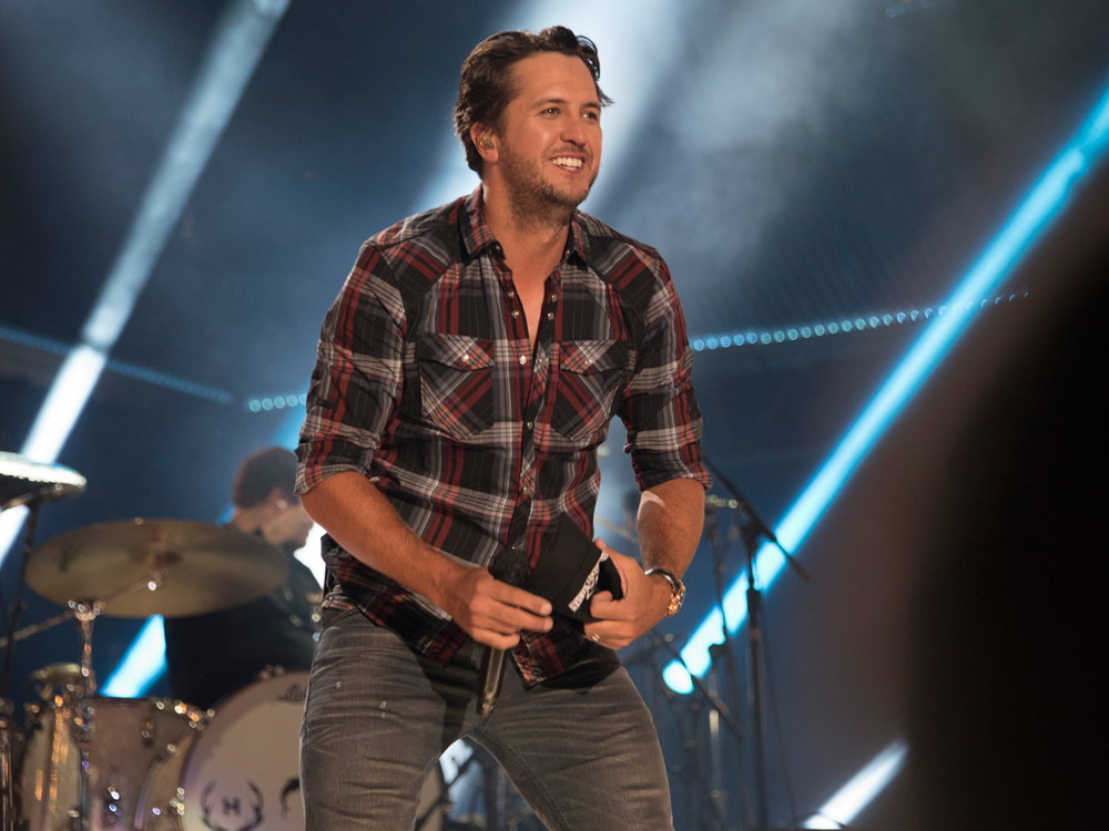 "NCD Exclusive: Luke Bryan Talks About New Single and Upcoming Album: ""I Still Get as Stressed as Ever"" But ""It's Pretty Special Stuff"""