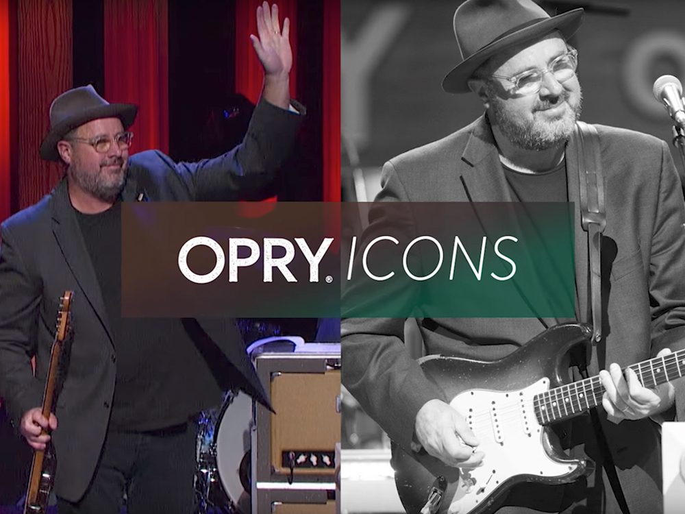 "Exclusive Premiere: Watch the Grand Ole Opry's Debut Episode of ""Opry Icons"" With Vince Gill"