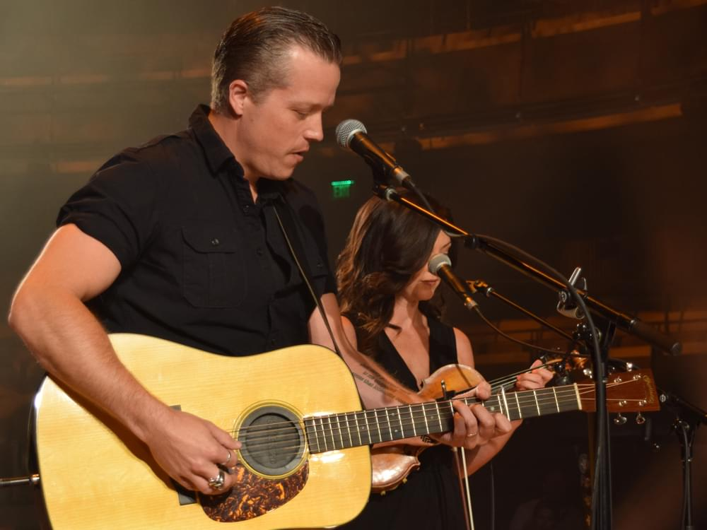 "Watch Jason Isbell's Rockin' Performance of ""Cumberland Gap"" on ""Jimmy Kimmel Live"""