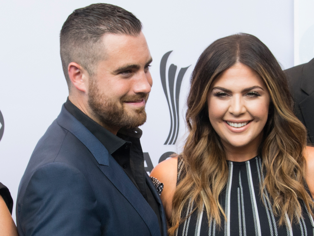 Lady Antebellum's Hillary Scott & Husband Chris Tyrell Welcome Twin Girls