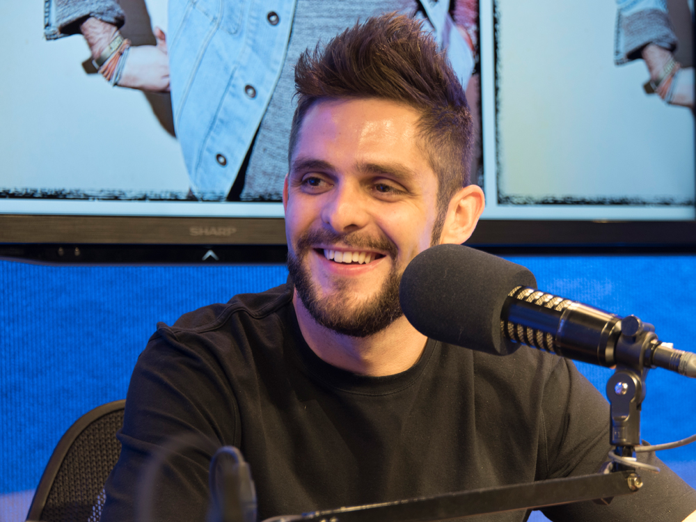 Thomas Rhett Shares the Meaning Behind His Daughters' Names, Willa Gray & Ada James, & Hints at More Babies to Come