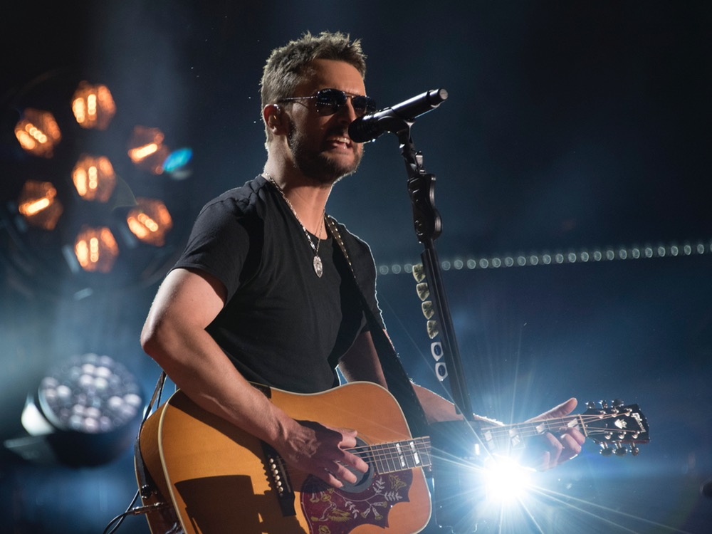 "Eric Church Teases Surprise Project ""61 Days In Church,"" Available Friday, Sep. 1"