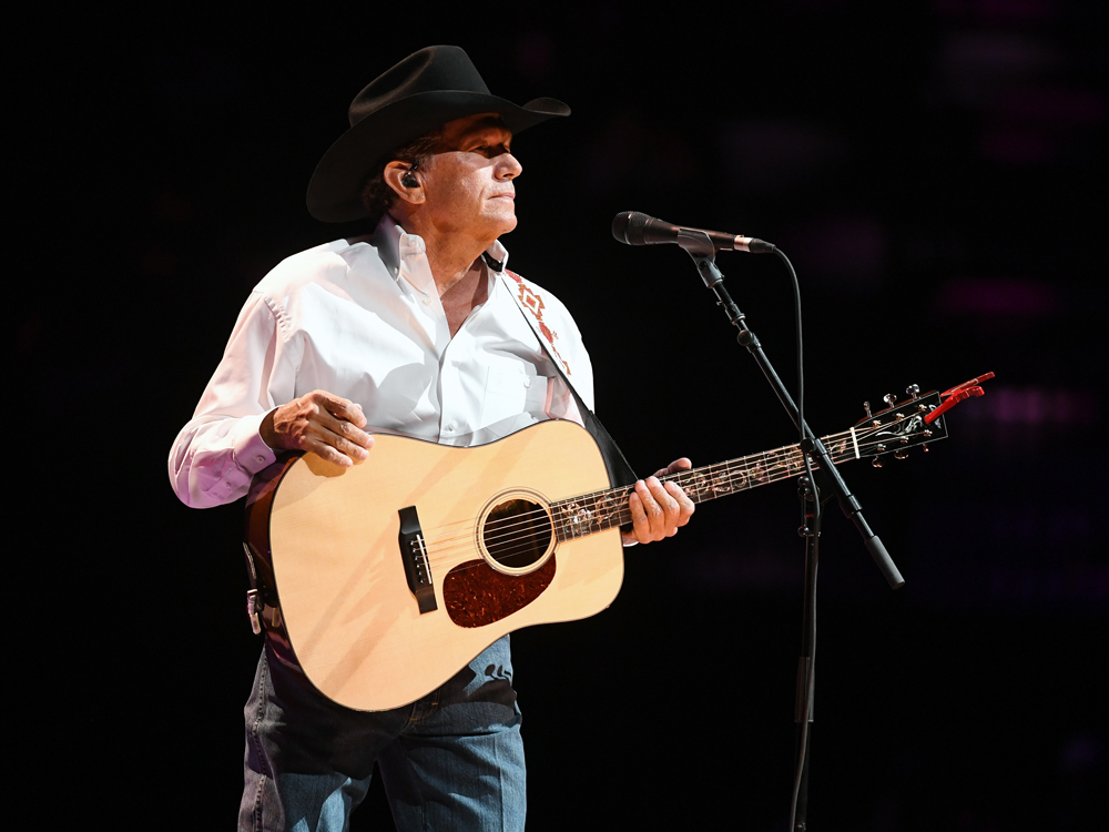 George Strait to drop the puck opening night for your Dallas Stars!!!