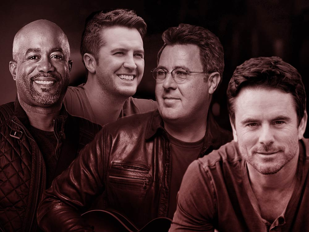 Luke Bryan, Darius Rucker, Vince Gill, Charles Esten & More to Perform at Upcoming Opry Shows Benefiting St. Jude Kids