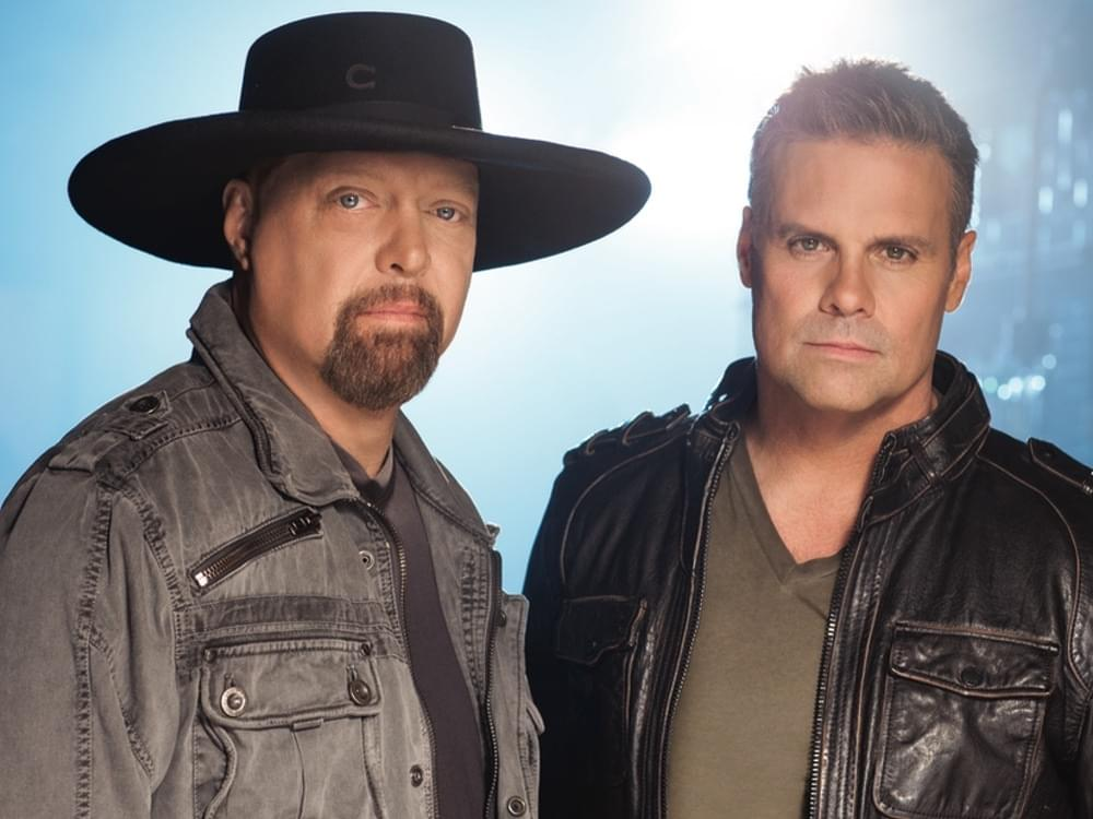 "Montgomery Gentry Releases Touching New Song After Troy Gentry's Death, ""Better Me"" [Listen]"