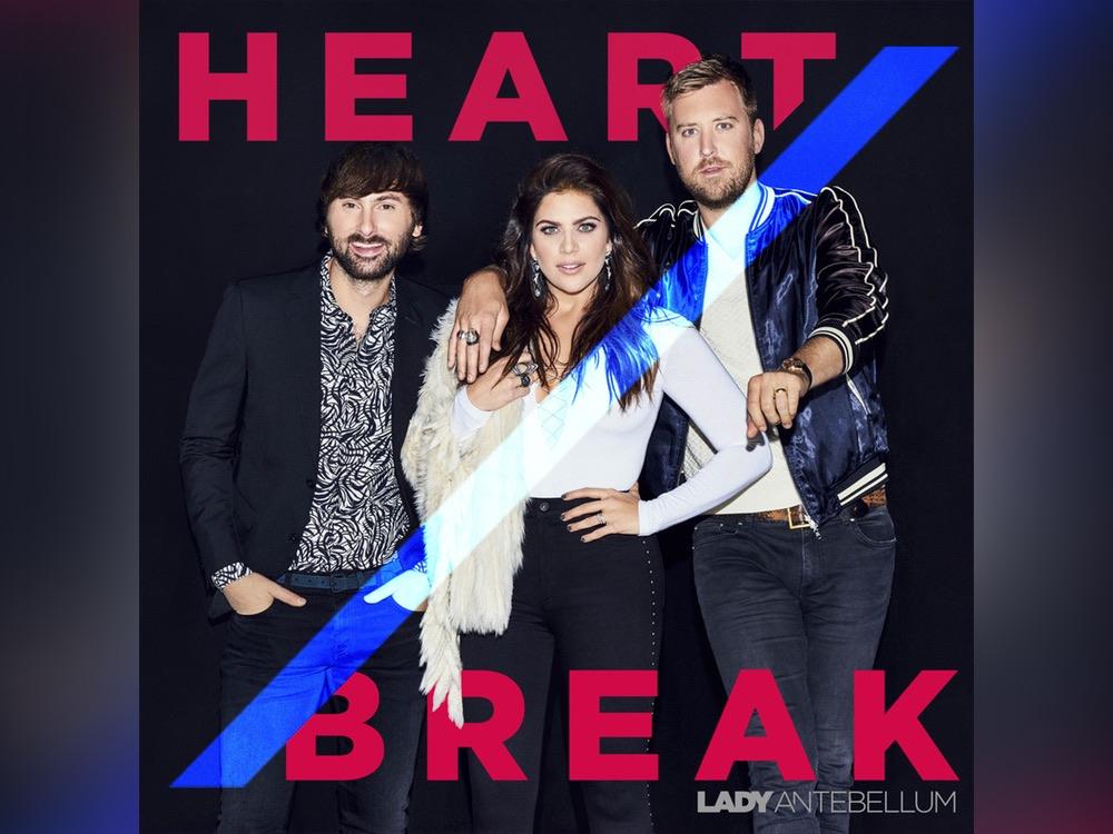 "Listen to Lady Antebellum's New Single, ""Heart Break"""