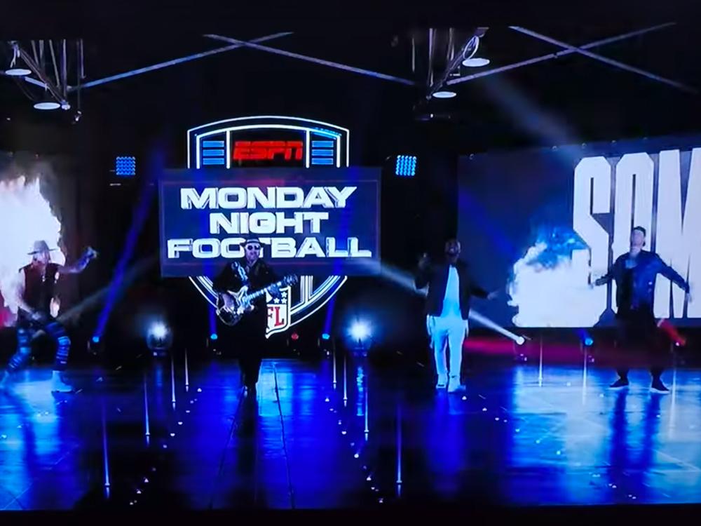 Watch Hank Williams Jr Team With Florida Georgia Line Jason Derulo For New Monday Night Football Theme Wsm Fm1