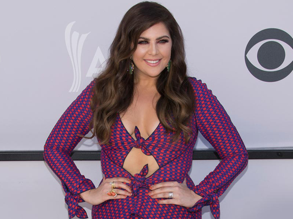 Lady Antebellum's Hillary Scott Shares First Photo of Twin Girls and Reveals Their Names