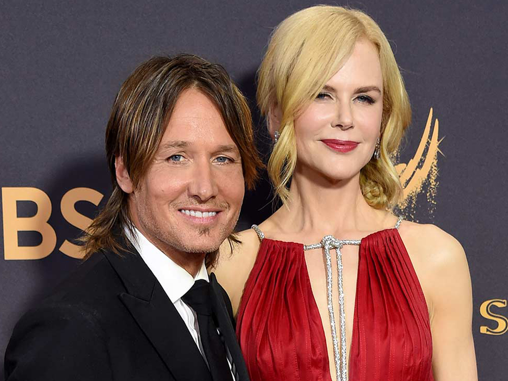 The 69th Emmy Awards Photo Gallery With Keith Urban, Dolly Parton, Jennifer Nettles & More