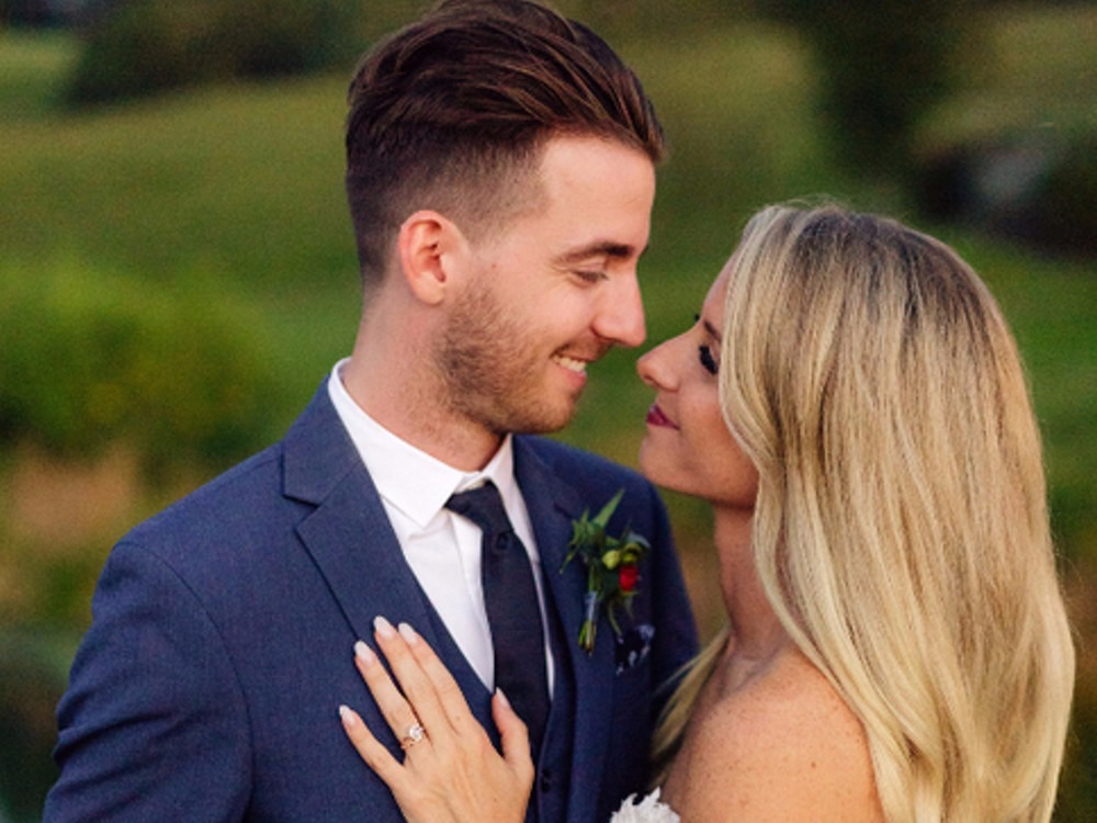 LANCO's Brandon Lancaster Weds College Sweetheart