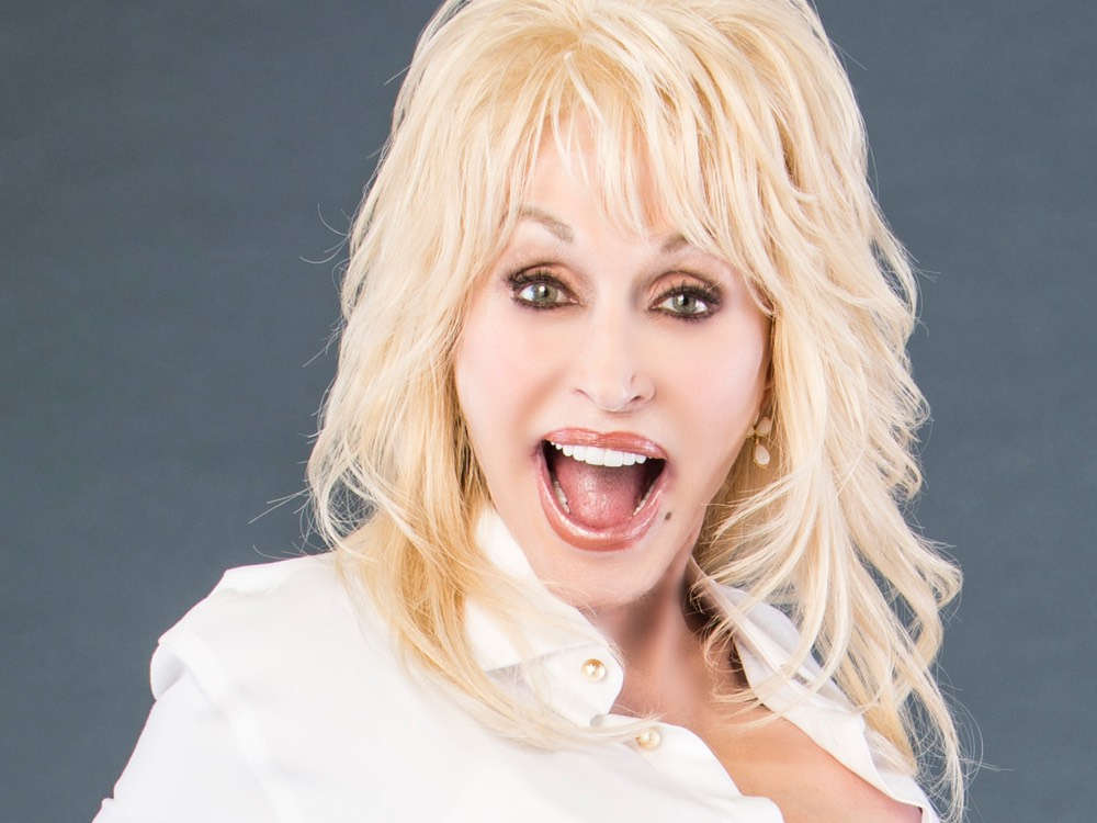 Bid on a Painting of Dolly Parton to Benefit Her Imagination Library