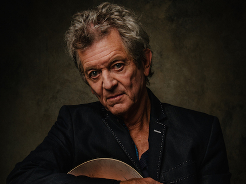 Rodney Crowell Cancels Remaining 2017 Tour Dates Due to Health Concerns