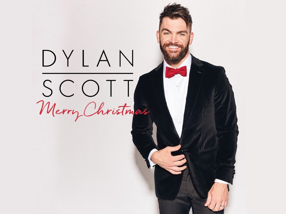 "Dylan Scott Announces Holiday EP, ""Merry Christmas"""