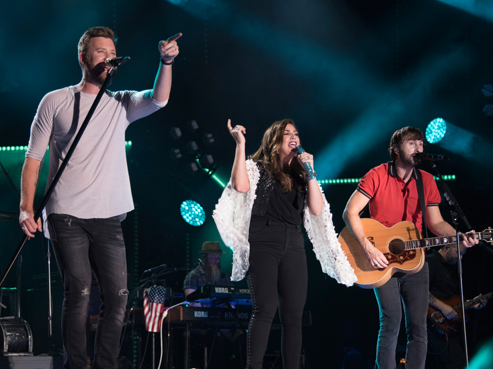 "Lady Antebellum Is Offering Fans $20,000 for Best ""Heart Break"" Videos"