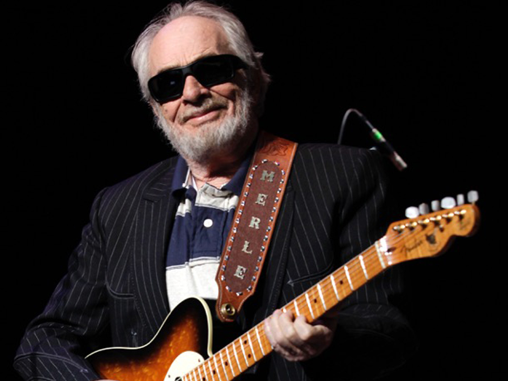 You Can Now Listen to Merle Haggard While You Drive on Merle Haggard