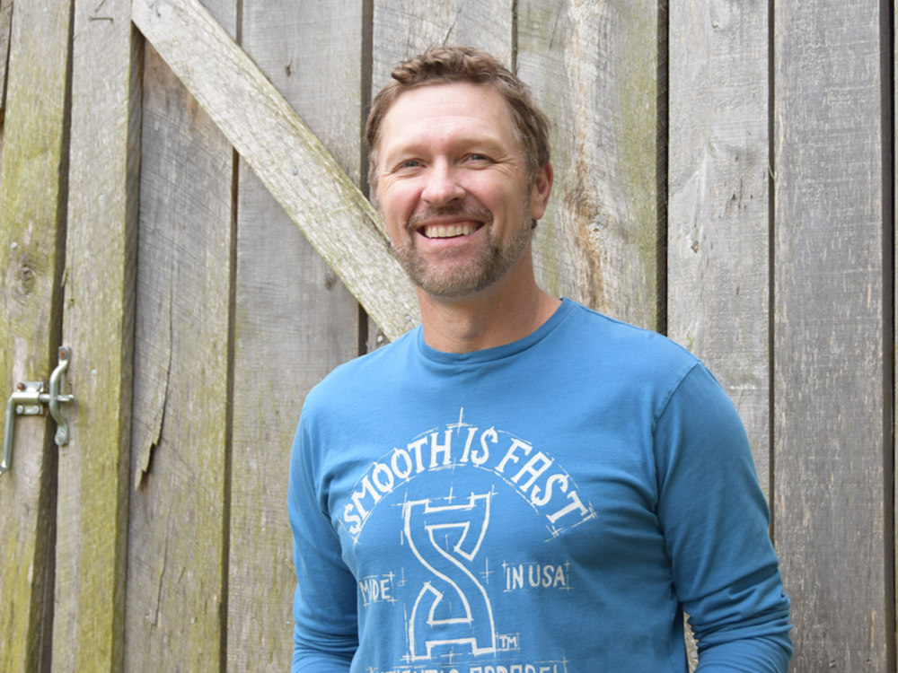 "Craig Morgan to Star in New Docuseries, ""Morgan Family Strong"""