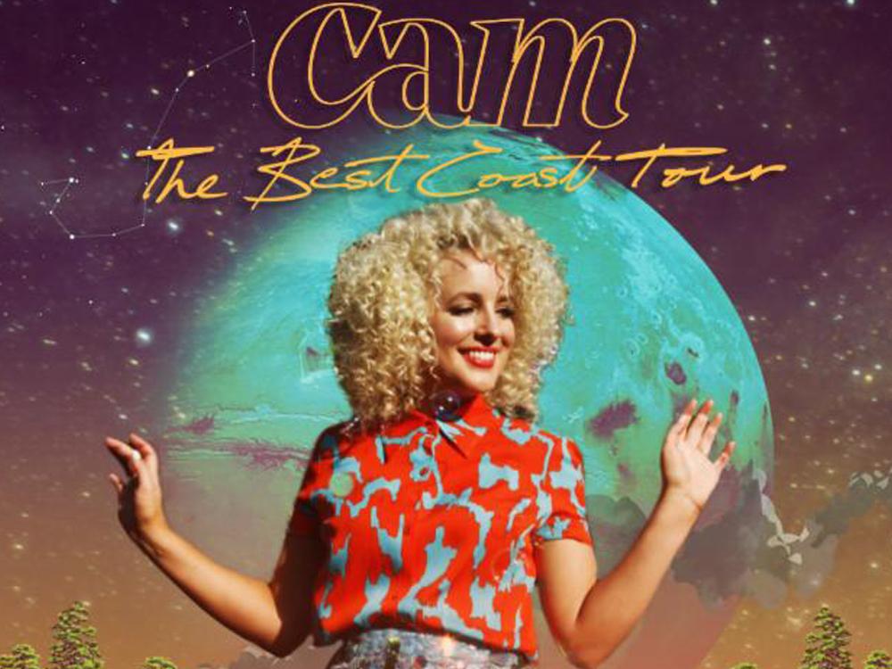Cam: Best Coast Tour