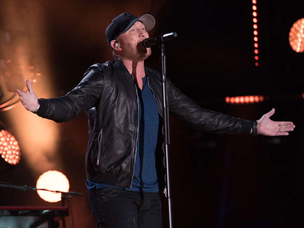 "Watch Cole Swindell Perform New Single, ""Stay Downtown,"" on ""Ellen"""