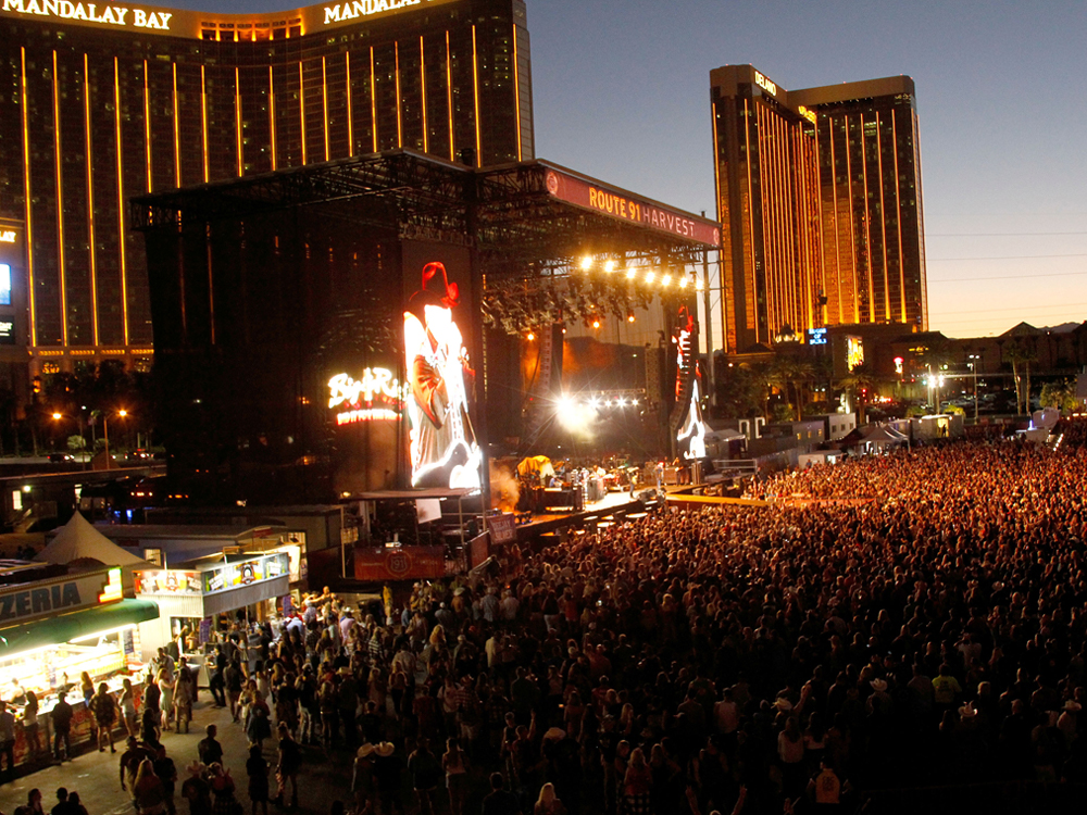 Mass Shooting at Las Vegas' Route 91 Harvest Festival, 59 Confirmed Dead, More Than 500 Injured