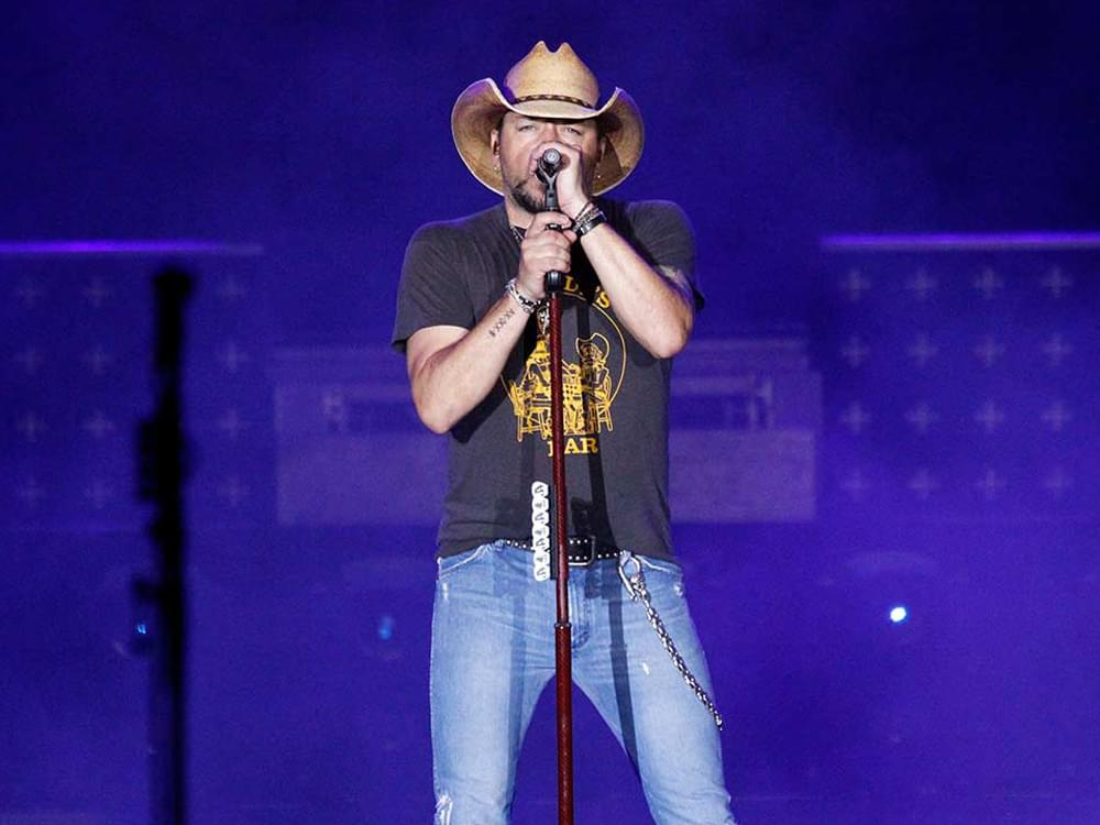 After Las Vegas Attack, Jason Aldean Cancels 3 Upcoming Tour Dates & Issues a New Statement